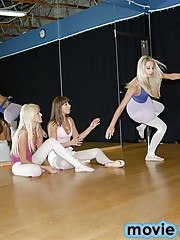 12 pics and 1 movie of Breanne from We Live Together