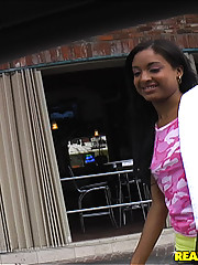 12 pics and 1 movie of Sierra from Street Blowjobs
