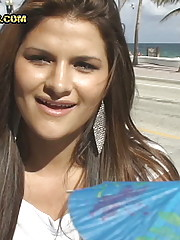 12 pics and 1 movie of Dalia from Street Blowjobs