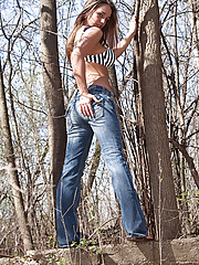 Nikki In The Woods