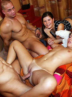 Group Teen Sex