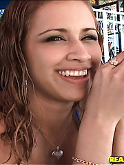 12 pics and 1 movie of Nena from Street Blowjobs