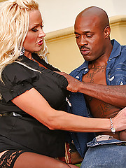 Sensi, the mansion gardener, is doing his job raking the grass in front of his boss, Ms Sharon Pink. Unhappy with the way he's doing his job, she starts to curse at him. Not understanding a word of what she is saying, Sensi decides to quit on the spot and