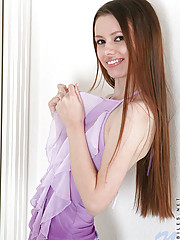 Wow now check out this petite girl kennedy she has tiny tits and super long hair