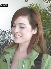12 pics and 1 movie of Tera from Street Blowjobs