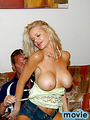 12 pics and 1 movie of Cristal from Milf Hunter